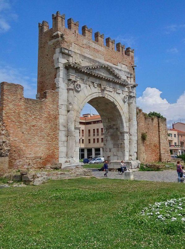 Arco Augusto Rimini