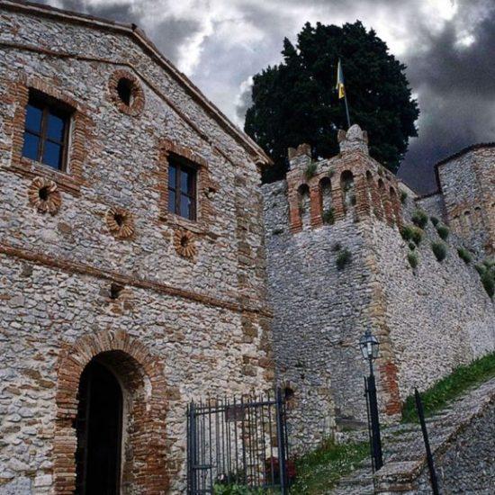 Castello Montebello Di Torriana