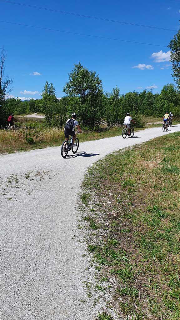 Tour In Bici Verucchio Esperienza