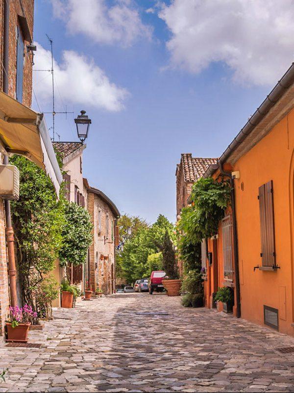 Vicolo Santarcangelo Di Romagna