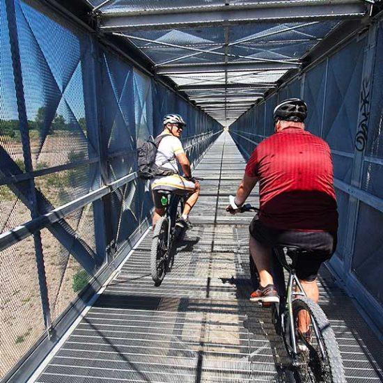 E Bike Tour Saiano Marecchia