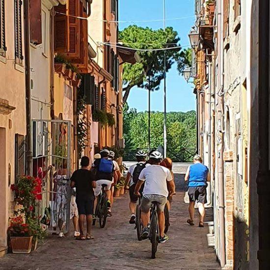 E Bike Tour Saiano San Giuliano