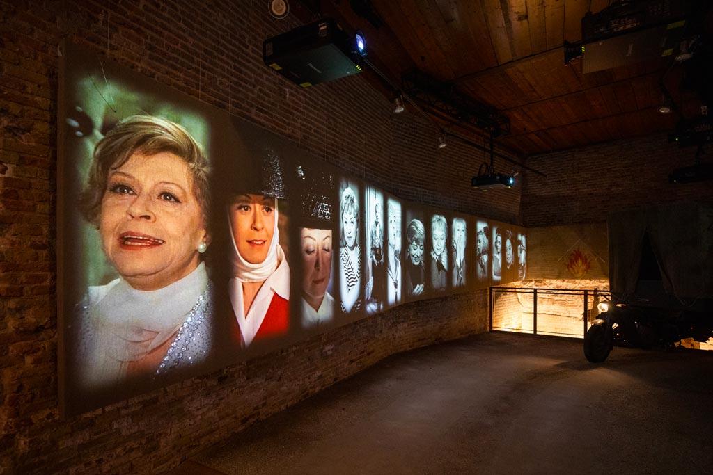 Fellini Museum Giulietta Masina
