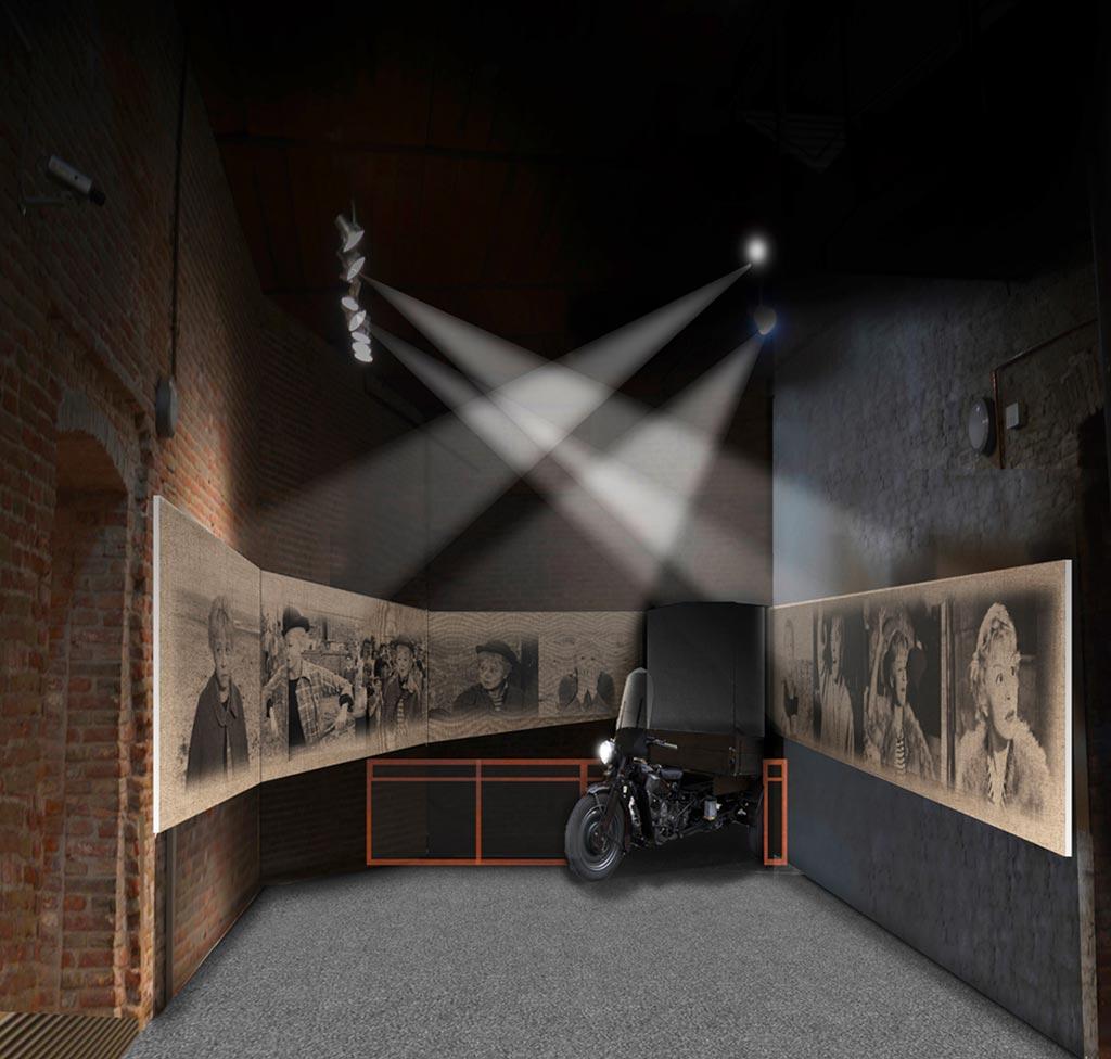 Pianoterra Museo Fellini